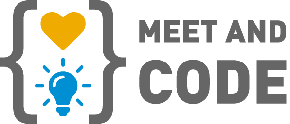 Meet and Code-Logo